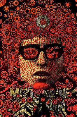 Bob Dylan Poster, Mr. Tambourine Man, Blowing in the Mind