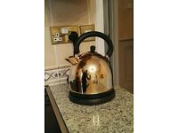 Limited edition Breville gold kettle