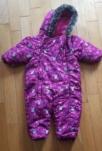 NEVER WORN - 24 Month One Piece Snowsuit