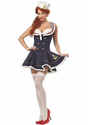 California Costumes 01001 Adult Nautical Doll