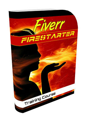 Fiverr Blueprint  Turn Your Skills Into Profitable Business  21 Videos On 1 Cd