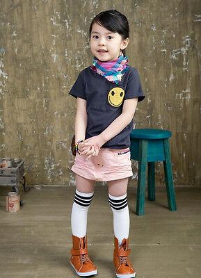 Classic Stripe High Socks