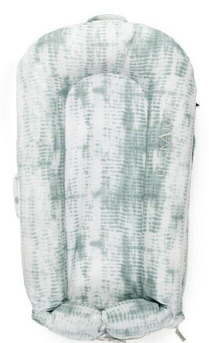 DockATot Deluxe+ The All in One Baby Lounger - MARINE SHIBORI-Brand New (Sealed)