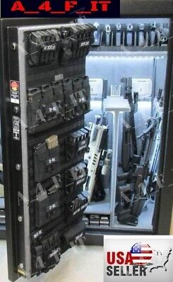 UNIVERSAL GUN SAFE LED LIGHT KIT NO POWER OUTLET NEEDED W REMOTE