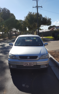 HOLDEN ASTRA - GREAT FIRST CAR