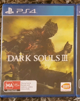 PS4 Dark Souls 3 to trade/swap