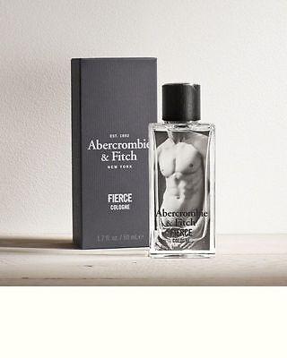 Abercrombie   Fitch Fierce 1 7Oz Mens Eau De Cologne