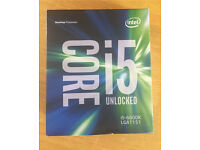 Intel 6600K · Quad-core · Socket LGA 1151 · 3.5 GHz
