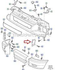 FRONT PANEL / BUMPER BRACKET FITS FOR FORD TRANSIT MK6