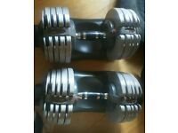 UK's BEST SELLING DUMBBELLS WEIGHTS - BODY MAX SELECTABELL