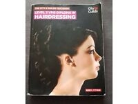 Hairdressing book