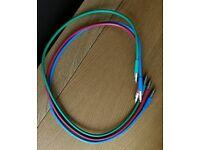 Belden component video cables