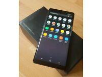 Samsung galaxy note 8 black unlocked