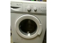 White beko 6kg washing machine good condition can deliver