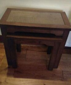 Next of tables