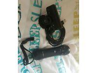 Ps3 motion controller & camara