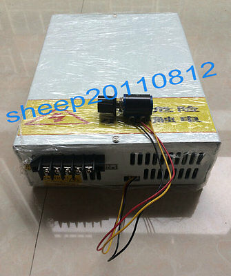New 500w 0-500v Dc Output Adjustable Switching Power Supply Cnc With Ce