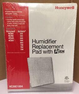 HONEYWELL HUMIDIFIER REPLACEMENT PAD HC26E1004 (HE265,HE365)