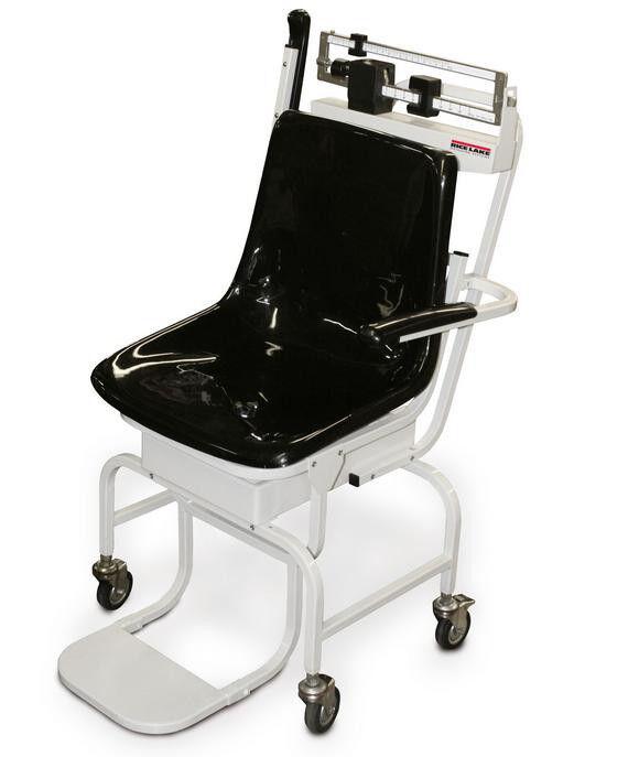 Rice Lake RL-MCS Mechanical Chair Scale 440 LBX4 oz/0.25LB,NEW/ 2 year warranty