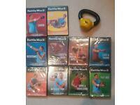 KettleWorX. 6 week kettlebell fitness plan.
