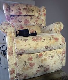 Very Comfy, Electric Reclining Armchair