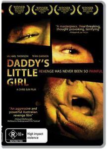 Daddy's Little Girl (DVD, 2014) NEW/SEALED [Region 4] HORROR Revenge Murder