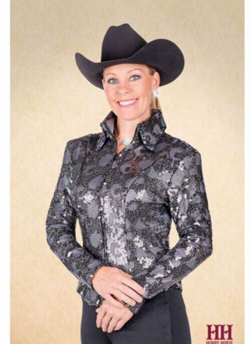 Hobby Horse Limited Edition Margaux Western show jacket MEDIUM NWT