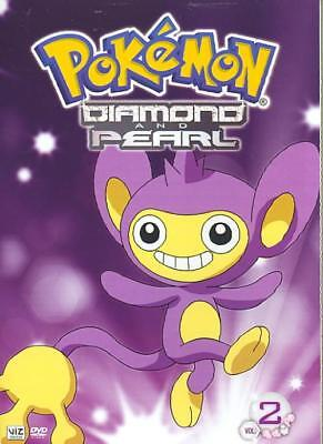 POKÉMON: DIAMOND & PEARL - VOL. 2 NEW DVD
