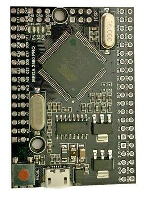 2560 Pro Embed Ch340gatmega2560-16au Chip With Male Pins