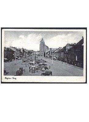 AK Haynau Schlesien Postkarte ungebraucht