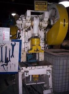 40 ton Blow obi mech. punch press, 550 bolt