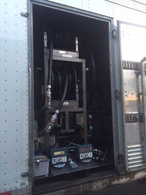 Petroleum Dual Delivery Tower Fuel Oil Liquid Controls Meter Gas Bio Blackmer