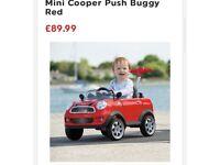 Mini coupe kids car
