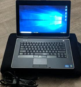 Dell E6430 (Quadcore i5/8GB/Win10/500gb-Storage)