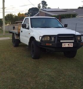 2000 2.8TD Holden Rodeo 4x4 Beaudesert Ipswich South Preview