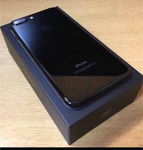 iPhone 7plus jet black unlocked Princes Hill Melbourne City Preview