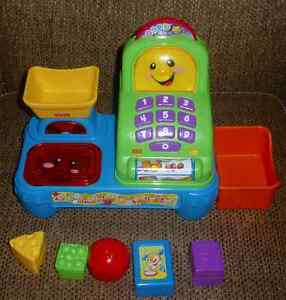 Fisher Price Laugh And Learn Cash Register