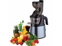 ElectriQ Whole Fruit Slow Masticating Juicer