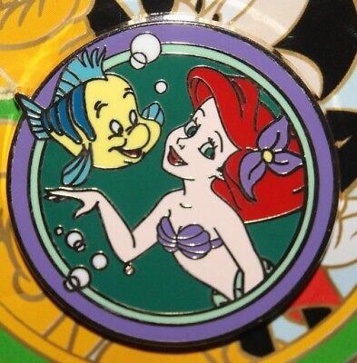 Disney Beste Freunde Ariel & Flunder Geheimnisvoll Tasche Sammlung Pin