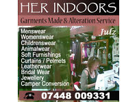 Her Indoors Seamstress Services
