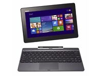 """Asus Transformer Book - 10.1"""" 2-in-1 Laptop/Tablet - Mint Condition"""
