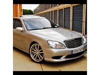 Wanted Mercedes W220 S Class - S280 S320 S430 S500 S600 S55