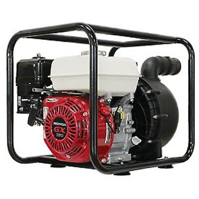 New 2 Nylon Transfer Water Pump - 5.5hp 200 Gpm Honda Gx Engine