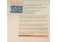 IMPROVE YOUR GRAMMAR - PALGRAVE STUDY SKILLS