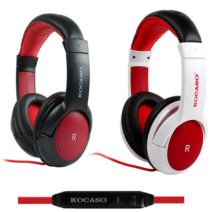 Over-ear-Headset-Headphone-Dynamic-Stereo-Earphone-Lightweight-Super-Bass-w--Mic