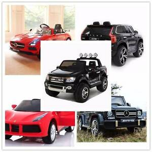 New Large Kids Electrical Ride on Car Toy Benz, Volvo,Ford Campbellfield Hume Area Preview