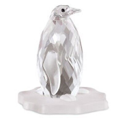Deluxe FACETED CRYSTAL PENGUIN Figurine Sale NEW IN BOX