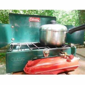 Coleman 'Naptha' Camping Stove, Delivered