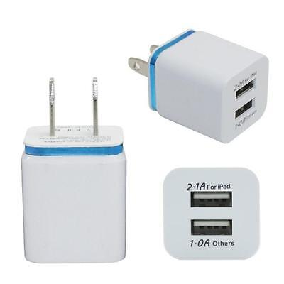 5V 9.9A 9A Home Travel Dual 9 Port AC USB Wall Charger Adaptor uHOT1