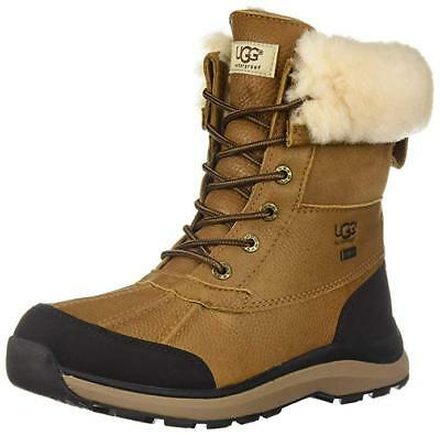 - Authentic UGG Brand Women's Shoes Waterproof Adirondack III Snow Boots Chestnut